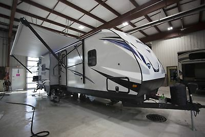 KEYSTONE BULLET 330BHS camper light weight 6800LB TRAVEL TRAILER rv
