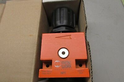 Metal Works Pneumatics 1402003U Regulator 1/2''