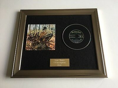 PERSONALLY SIGNED//AUTOGRAPHED DEVLIN A MOVING PICTURE FRAMED CD PRESENTATION.