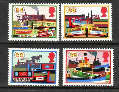1993 Canals Set U/m - Well Below Face