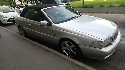 Volvo c70 convertible 2.5 turbo 2001
