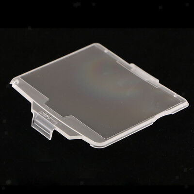Clear BM-9 Hard Plastic LCD Monitor Cover Screen Protector for Nikon D700