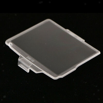 Clear BM-10 Hard Plastic LCD Monitor Cover Screen Protector for Nikon D90