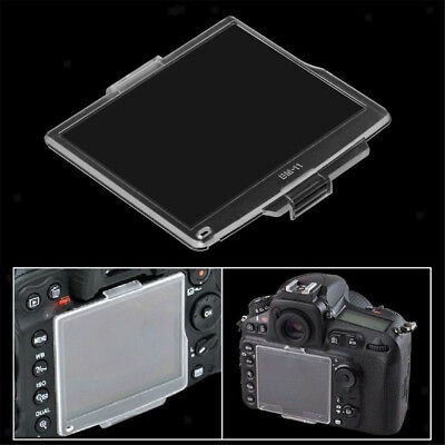 Clear BM-11 Hard Plastic LCD Monitor Cover Screen Protector for Nikon D7000