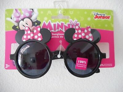 New Minnie Mouse Sunglasses For Ages 3+