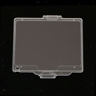 Clear BM-14 Hard Plastic LCD Monitor Cover Screen Protector for Nikon D600