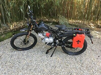 2015 Other Makes SURVIVAL  MOTOPED SURVIVAL MOTORCYCLE