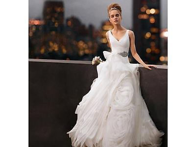 White by Vera Wang Wedding Dress VW351029