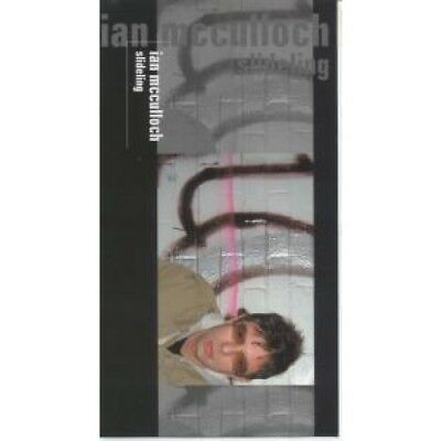 IAN MCCULLOCH Slideling FLYER Japanese Imperial 2003 Approx 24Cm X 13Cm Full