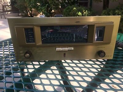 Vintage Fisher Tube 90-R Am/Fm Tuner, Point to Point, Built, USA,1950s/60s,Works