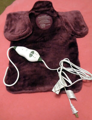Thermapulse Relief Wrap Burgundy As Seen on TV