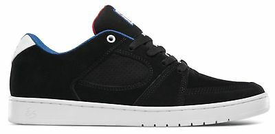Es Accel Slim x Grizzly Mens Shoes in Black