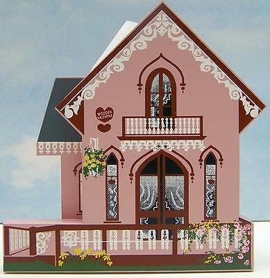 Sheila's Collectibles-The Wooden Valentine,Oak Bluffs,Ma.-1993-New In Box