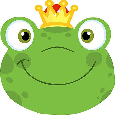 30 Custom King Frog Personalized Address Labels
