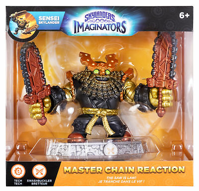 Skylanders Imaginators - Sensei Master Chain Reaction (NEU & OVP!)