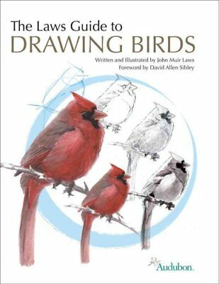 The Laws Guide to Drawing Birds (2012, Paperback)