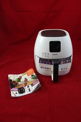 Philips Avance Collection AirFryer XL HD9240/30 – Fritteuse, 2100 W, Weiß