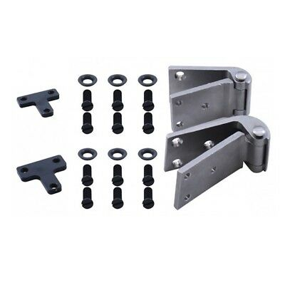 United Pacific B20011 Closed Car Door Hinge Set, 1932 Ford, LH