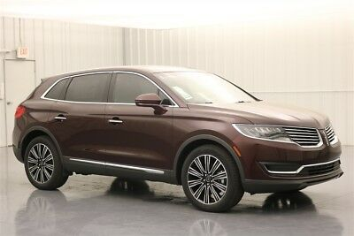 Lincoln MKX BLACK LABEL INDULGENCE THEME 2.7 TURBOCHARGED MSRP $62938 VENTIAN LEATHER SEATING ALCANTARA HEADLINER PANORAMIC VISTA ROOF
