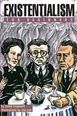 Existentialism for Beginners,PB,David Cogswell, Joe Lee - NEW