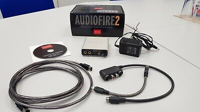 ECHO Audiofire 2 FireWire Audio Interface