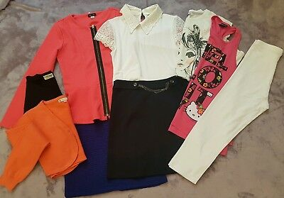 Girls Bundle Of Clothes Age 9 - 10