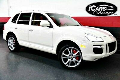 2008 Porsche Cayenne  2008 Porsche Cayenne Turbo 67,974 Miles $103,540 MSRP Navi New Tires Serviced!!