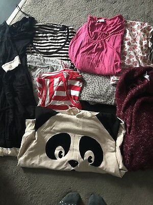 Bundle Of 16/L/XL Maternity clothes ( Mothercare/ Mamas and Papas/ New Look inc)