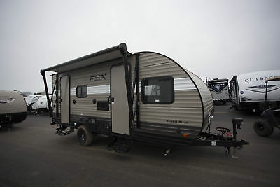 Wildwood Fsx 190Ss Travel Trailer Camper Rv Queen Bed Wholesale Prices