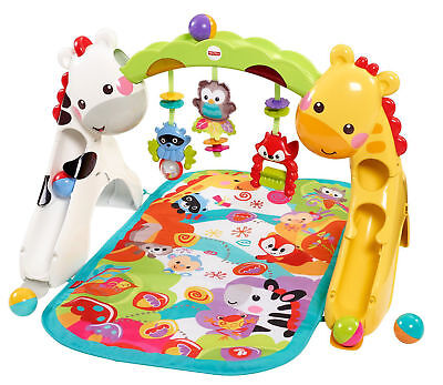 Fisher Price Newborn to Toddler Play Gym / CCB70 / New-No Box