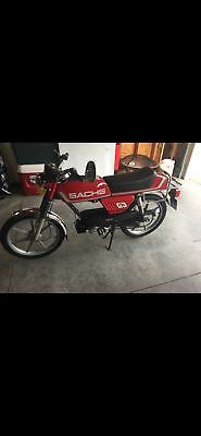 Sachs 1980 Moped