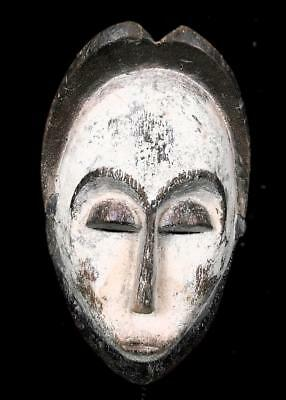 Old   Tribal Tsogo  Mask       -- Gabon