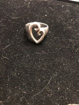James Avery Sterling Silver Ring Size 9