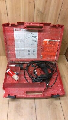 Hilti TE 6-S Corded Rotary Hammer Drill with Case