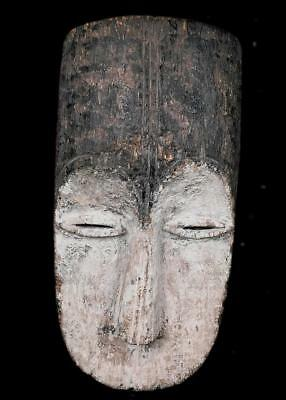 Old  Tribal Fang Ngil  Mask     -- Gabon