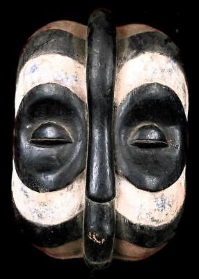 Outstanding Tribal Bembe   Mask     -- Congo