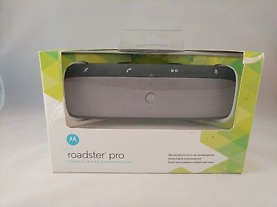 Motorola Roadster Pro Bluetooth SpeakerPhone (TZ900)
