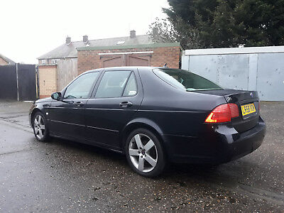 Saab 9-5 1.9 Tid Turbo Edition, automatic gearbox, leather seats,rare car