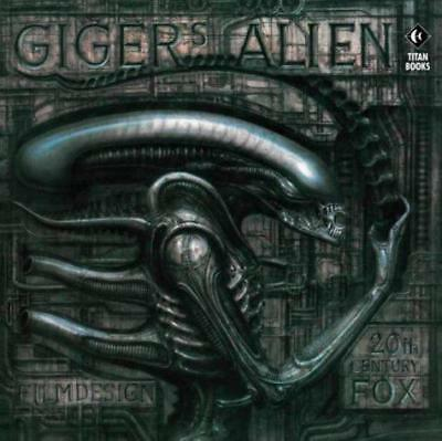 Giger's Alien, Very Good Condition Book, H.R. Giger, ISBN 9781852862190