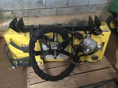 John Deere 42 Hydraulic Tiller New Unused For X475 X485 X495 X585 And X Ultimate