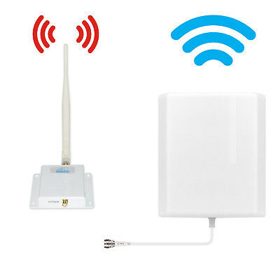 Cell Phone Signal Booster ATT 4G LTE T-Mobile Band12/17 Mobile Amplifier Home