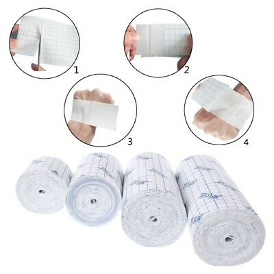 Professional Non-woven Adhesive Wound Dressing Medical Fixer Tape Bandage Roll
