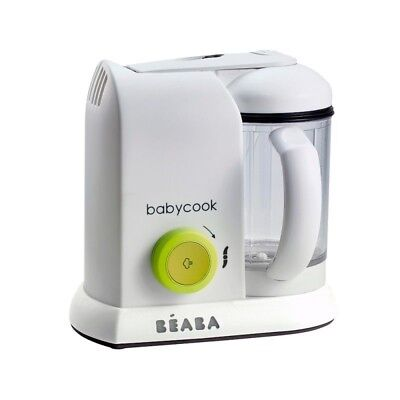 Beaba Babycook Solo  4-in-1 Steam cooks, blends| Flat Rate Shipping Australia