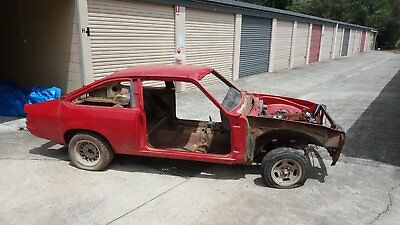 Torana hatchback project
