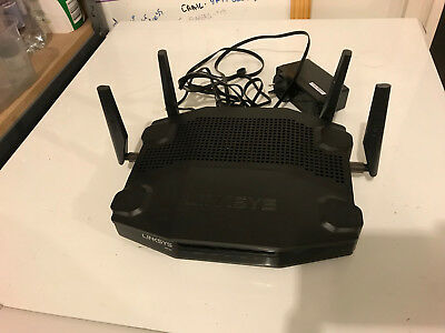 Linksys Wrt32X Ac3200 Wi-Fi Gaming Router With Killer Prioritisation Engine