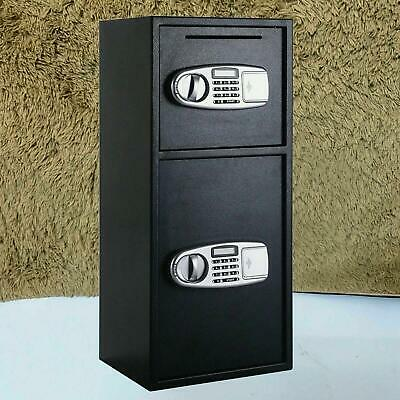"""30.5""""Large Digital Electronic Safe Box Keypad Lock Security Home Office Durable"""