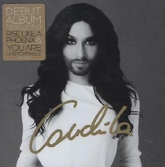 Conchita Wurst - Conchita CD Columbia D NEU