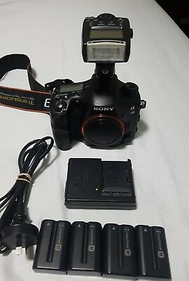 Sony Alpha SLT-A99V A99 Digital SLR Camera (Body Only) [ Excellent Condition ]