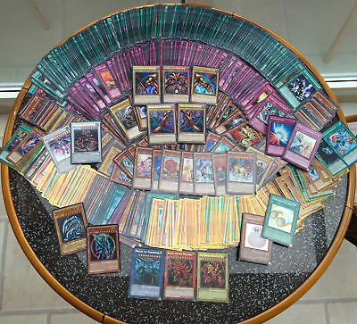 █ Yu-gi-oh Paket • 100 Karten • DEUTSCH • ORIGINAL • Common, Holo, Rare █