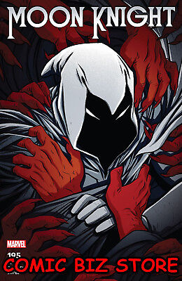 Moon Knight #195 (2018) 1St Printing Bagged & Boarded Marvel Legacy Tie-In